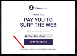 email marketing list building affiliate marketing