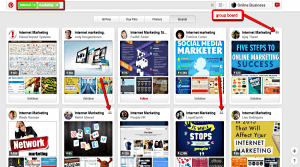 what is pinterest for business