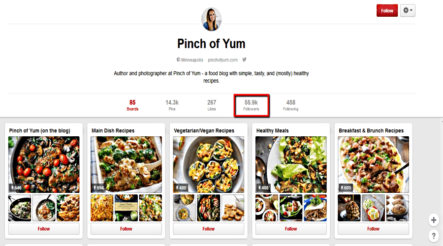 how to create board on pinterest