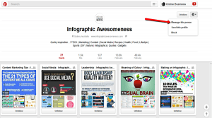 how to create my pinterest account