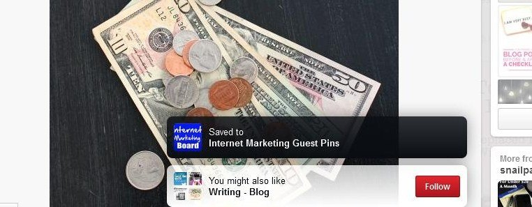 make money using pinterest