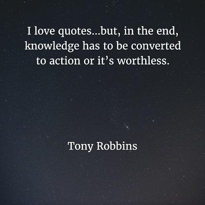 tonny robbins