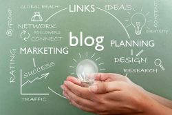 generate traffic for your blog