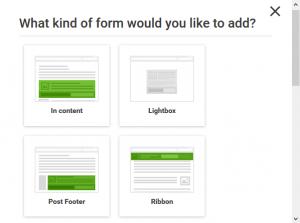 lead generation plugin for wordpress