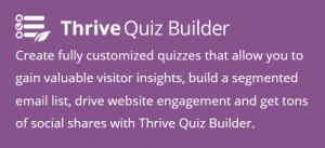thrive_quiz_builder wordpress