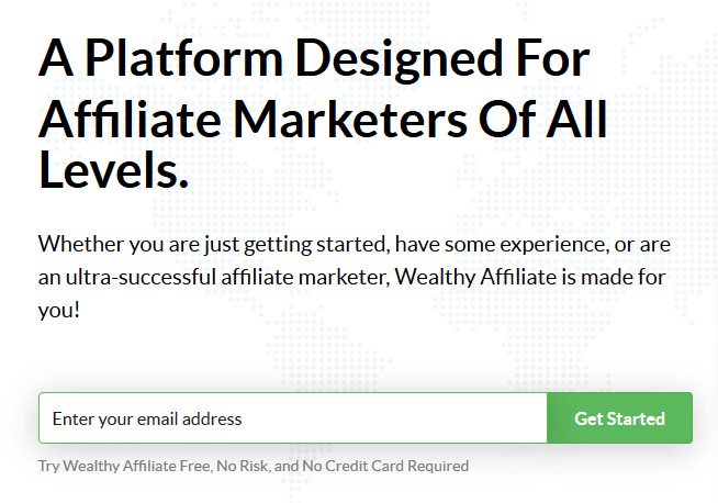 learn affiliate marketing with wealthy affiliate